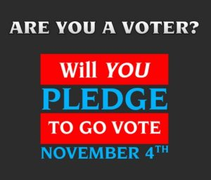 Are You A Voter