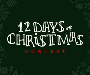 12 Days of Christmas Contest Box Graphic