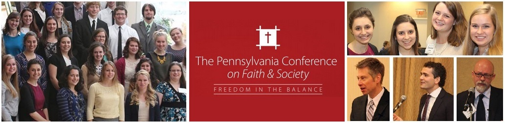 Pennsylvania Conference on Faith and Society