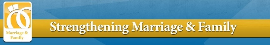 Banner - Marriage & Family