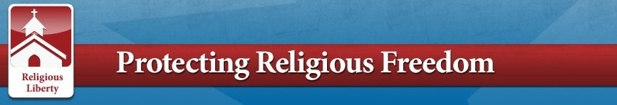 Banner - Religious Freedom