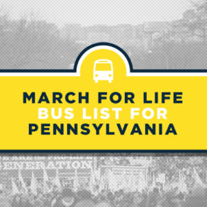 March for Life Bus List Blog Graphic