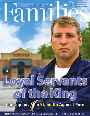 PA Families Cover - Summer 2008
