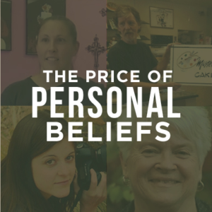 Price of Personal Beliefs