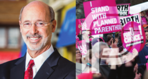 Planned Parenthood & Wolf