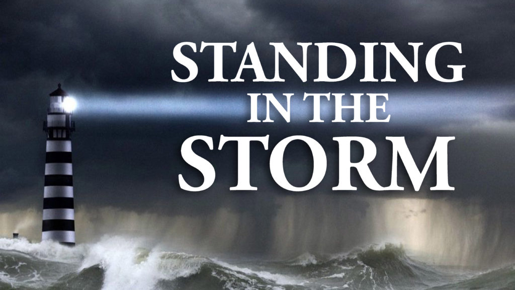 Standing in the Storm