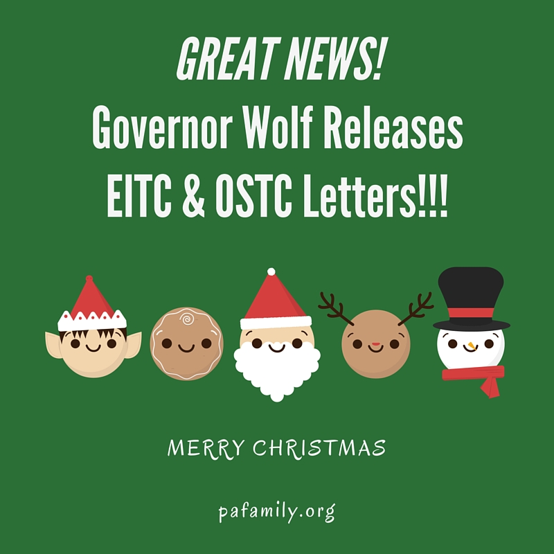 helping to make christmas this year a little brighter for children in low income families governor wolf has just ordered the department of community and