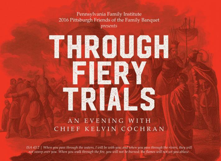 Through Fiery Trials - May 21