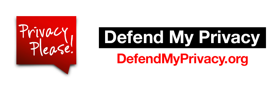 Protect Privacy - DefendMyPrivacy.org