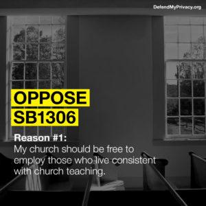 Oppose SB1306