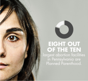 8-of-10 largest abortion facilities are Planned Parenthood