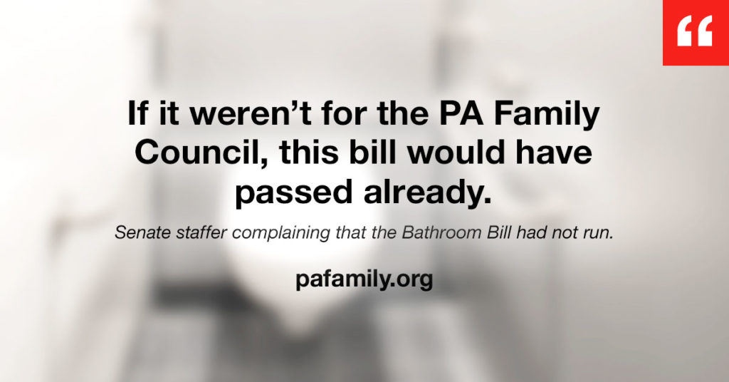 Where would we be without Pennsylvania Family Council